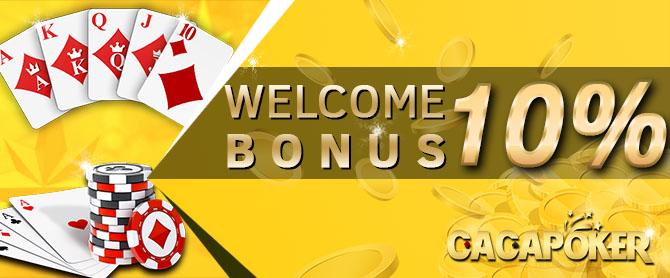 Bonus Agen Poker Online